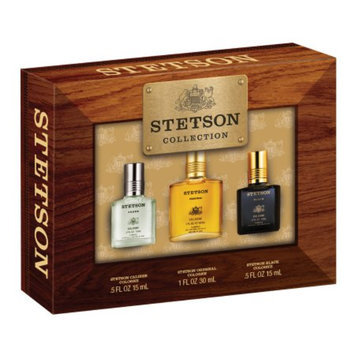 Stetson Cologne Collection Set 3 Piece