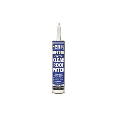 Henry Company Clear Roof Patch HE212202