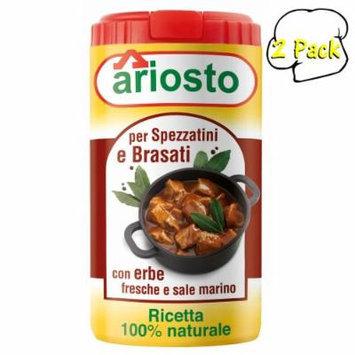 Ariosto Stewed Meat Seasoning, 2.8 Ounce, 2 Per Case