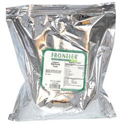 Frontier Bulk Yeast Nutritional Powder 1 lb. package 2388