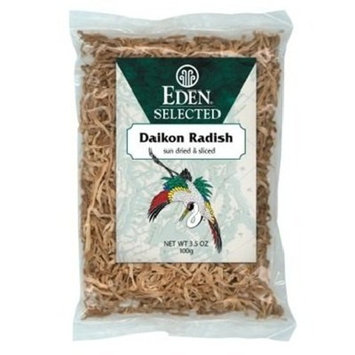 EDEN DRIED SHREDDED DAIKON 3.5 OZ