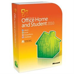 Microsoft Office 2010 Home and Student for Windows