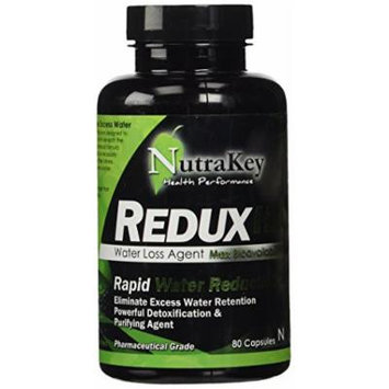 NutraKey ReduxHD Capsules, 80 Count