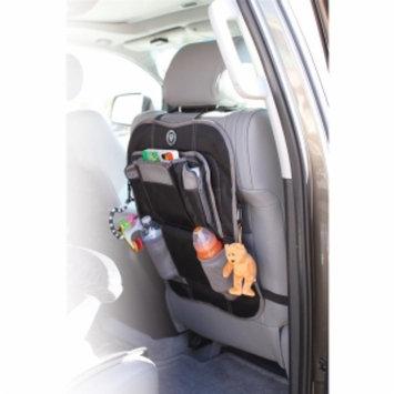 Prince Lionheart Back Seat Organizer - Black/Grey - 1 ct.