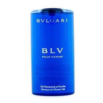 Bvlgari BLV Homme by Bvlgari for Men 5.1 oz Shower Gel