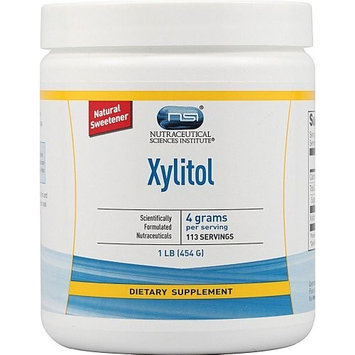 Vitacost Brand NSI Xylitol Natural Sweetener -- 1 lb