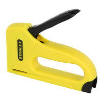 Stanley Tools Stanley Hand Tools TR35 Light-Duty Tacker