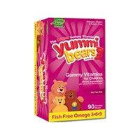 YUMMY BEAR,OMEGA 3-6-9