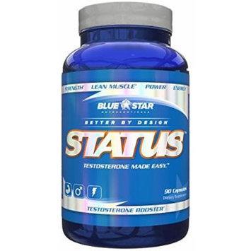 Blue Star Nutraceuticals Status