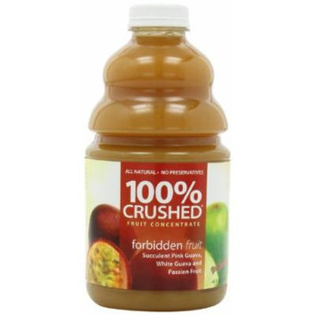 Dr. Smoothie Forbidden Fruit 100% Crushed Fruit Smoothie Concentrate 46oz. 3 pack