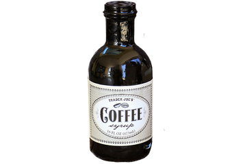 Trader Joe's Coffee Syrup