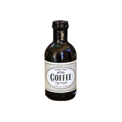 Trader Joe's Coffee Syrup