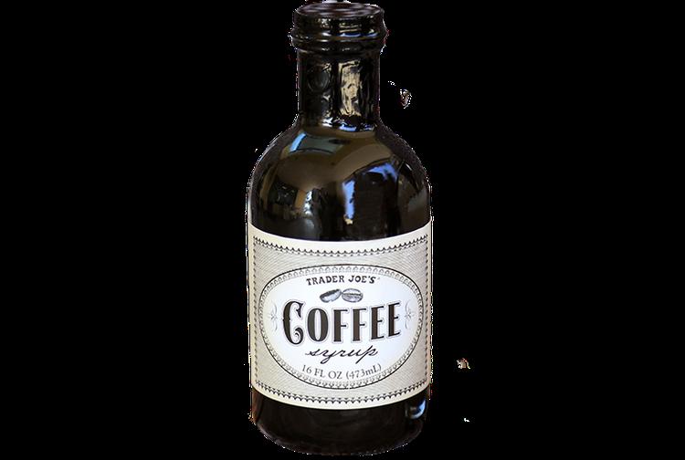 Trader Joe's Coffee Syrup Reviews
