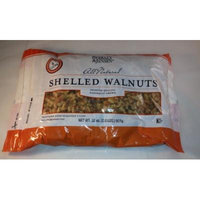 Shelled Walnuts 32 Ounces