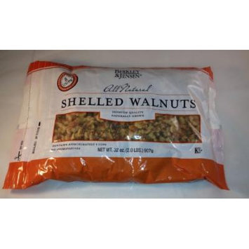 Shelled Walnuts 32 Ounces