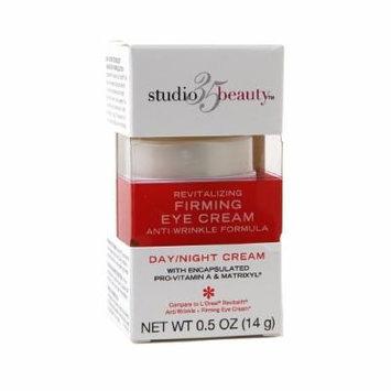 Studio 35 Revitalizing Firming & Anti-Wrinkle Eye Day/Night Cream 0.5 oz (14 g)