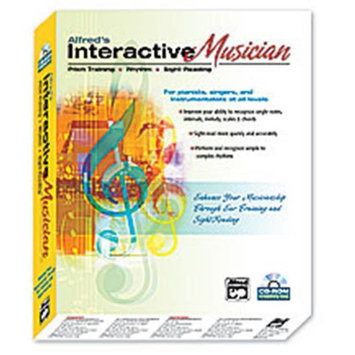 Alfred Publishing 00-23135 Alfred s Interactive Musician