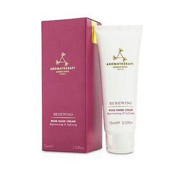 Renewing Rose Hand Cream 75 ml by Aromatherapy Associates