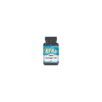 Swanson EFAs Borage Oil 1,000 mg 60 Sgels