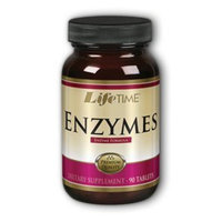Enzyme Complex Digestive Enzyme Formula LifeTime 90 Tabs