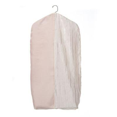 Glenna Jean Lil Princess Diaper Stacker in Cream/Pink