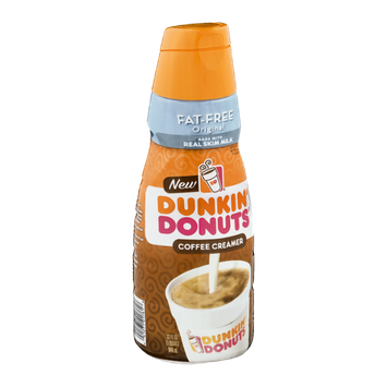 Dunkin' Donuts Coffee Creamer Fat-Free