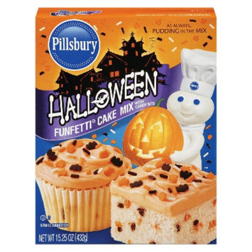Smucker's Pillsbury Halloween Funfetti Cake Mix 18.9 oz
