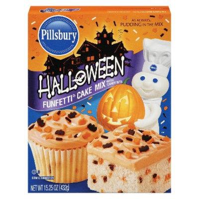 Smucker's Pillsbury Halloween Funfetti Cake Mix 18.9 oz