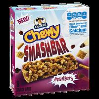 Quaker Life® Chewy Smash Bar Pretzel Berry Snack Bars