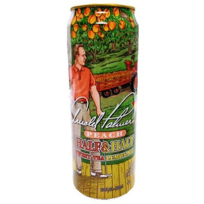 AriZona Peach Sweet Tea Lemonade