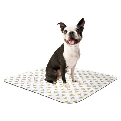 PoochPad Reusable Potty Pad for Dogs - White (Small)