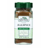 The Spice Hunter Allspice, Ground, Organic, 1.6-Ounce Jars (Pack of 6)