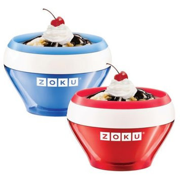 Zoku Ice Cream Maker, Blue