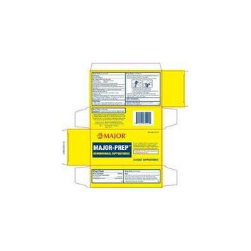 [3 PACK] MAJOR-PREPTM HEMORRHOIDAL OINTMENT WITH APPLICATOR 2 OZ. *COMPARE TO THE SAME ACTIVE INGREDIENTS IN PREPARATION-H® & SAVE!!*