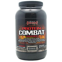 Ultimate Nutrition Protein Combat Powder, Strawberry, 3.11 Pound