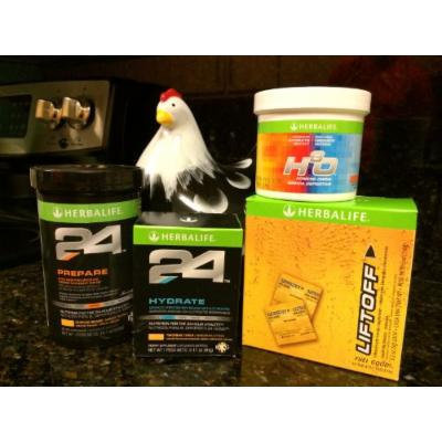 Herbalife Athlete: Ultimate Pre-Workout