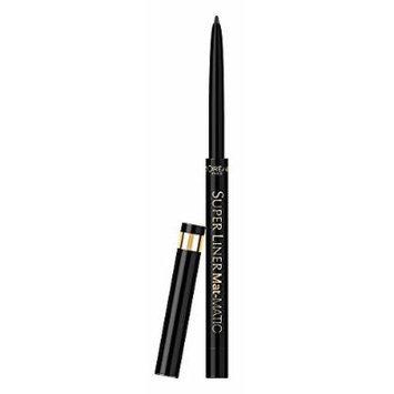 Loreal Gelmatic Super Liner Waterproof Eyeliner - Ultra Black