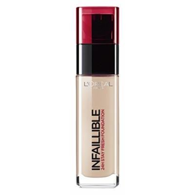 L'Oreal Paris 24H Infallible Stay Fresh Foundation 30ml - 125 Natural Rose