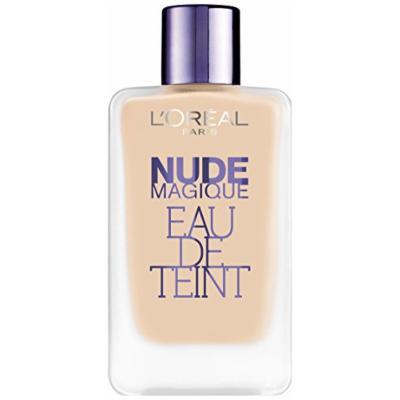 Loreal Nude Magique Eau De Teint Foundation - Porcelain (100) 20ml