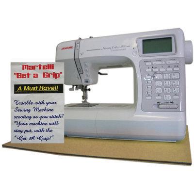 Martelli Enterprises Inc. Martelli No Slip Pad for Sewing Machine, v