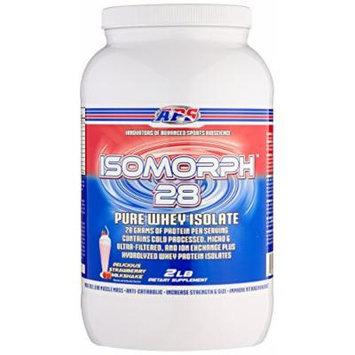 APS Nutrition Isomorph, Strawberry Milkshake, 2 Pound