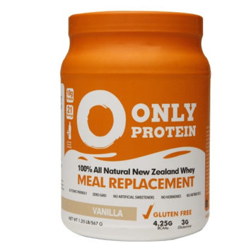 OnlyProtein Meal Replacement Jug Vanilla