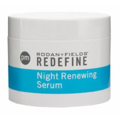 Rodan and Fields Redefine Night Renewing Serum 60 Caps Reviews 2019
