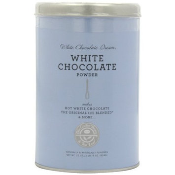 The Coffee Bean & Tea Leaf White Chocolate Powder, 22-Ounce Containers (Pack of 3)