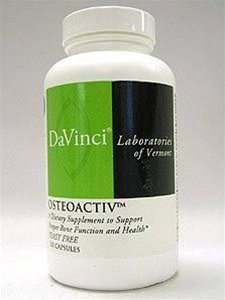 DaVinci Laboratories - OsteoActiv - 150 Capsules