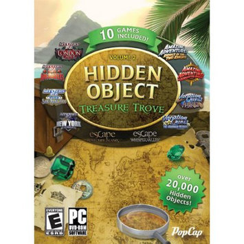 Taylor Made Products Hidden Object Collection Treasure Trove Vol 2 PC
