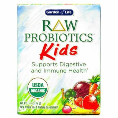 Garden of Life RAW Primal Defense Kids 3.4 oz 96 grams