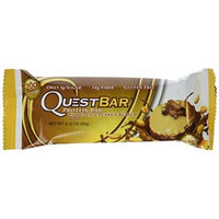 Quest Nutrition Protein Bars, Chocolate Peanut Butter, 36 Count, 2.12 Ounce