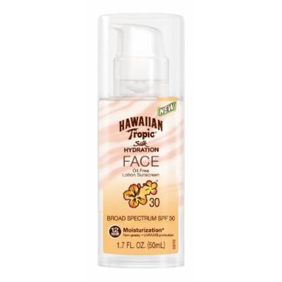 Hawaiian Tropic® Silk Hydration Oil Free SPF 30 Face Sunscreen