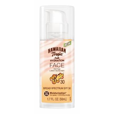 Hawaiian Tropic Silk Hydration Face Lotion SPF 30, 1.7 Ounce